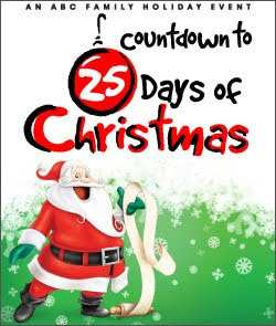 abc family has released their upcoming 25 days of christmas schedule for 2013 and i have updated the christmas tv schedule with their christmas movies and - Abc Family 25 Days Of Christmas Schedule
