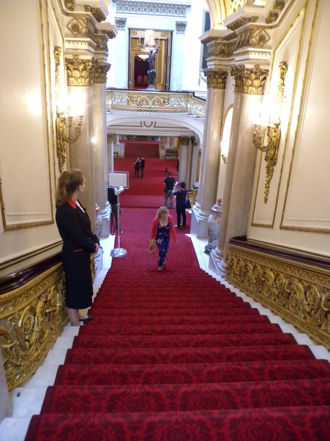 The History Girls Quot A Royal Welcome Quot At Buckingham Palace