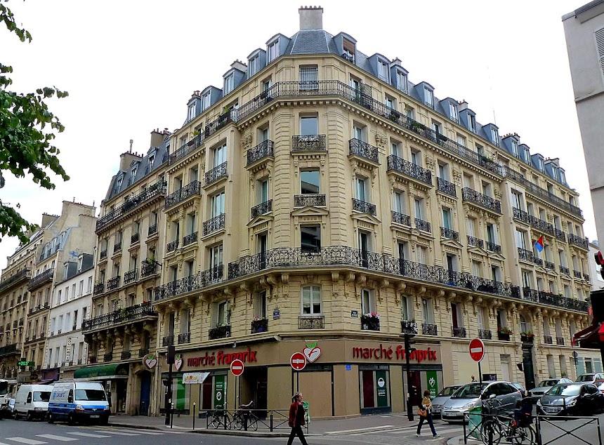 Living the life in saint aignan le 15e arrondissement de - Restaurant japonais porte de versailles ...