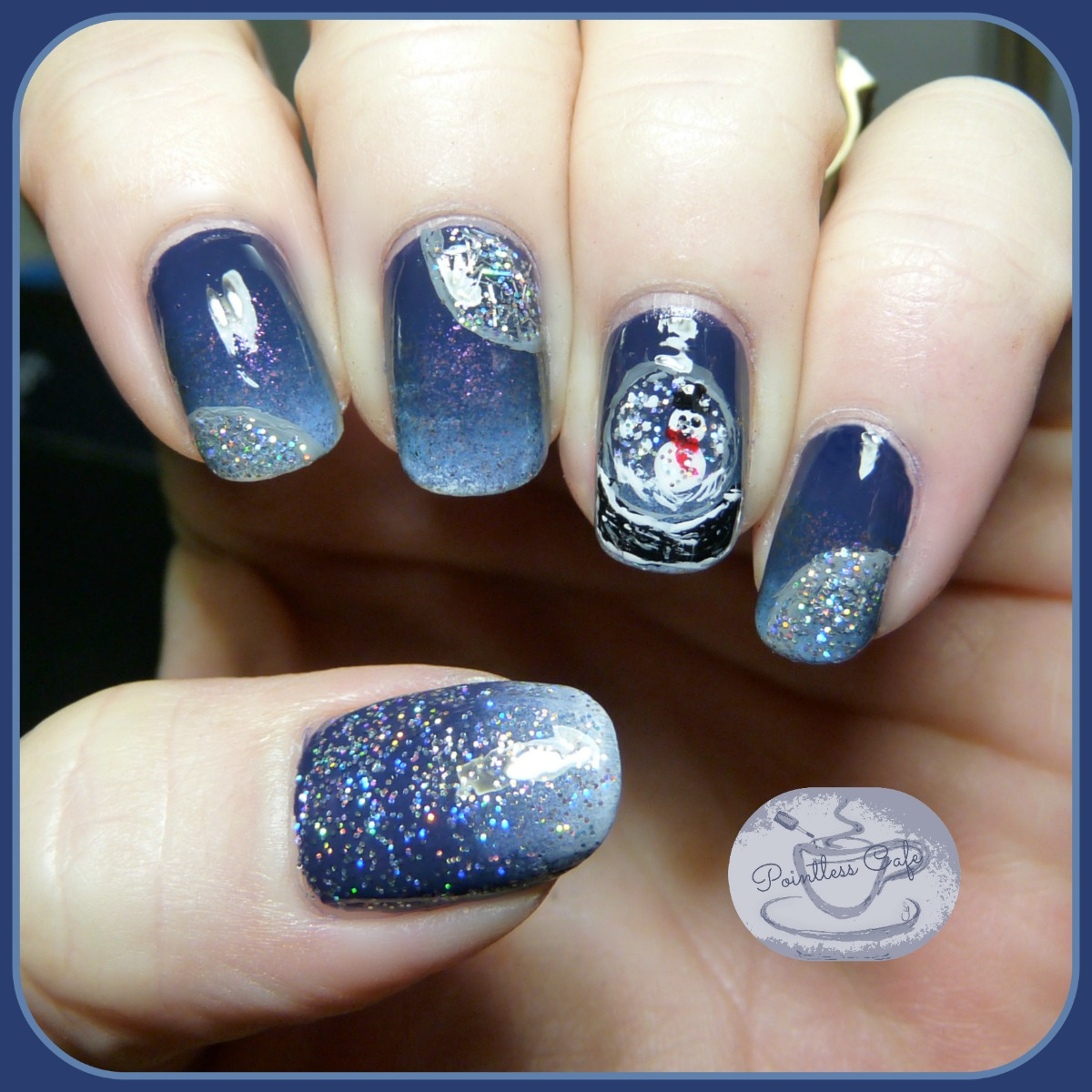 Nail Art: Christmas Nail Art Ideas