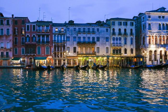 Venice, Blue Hour