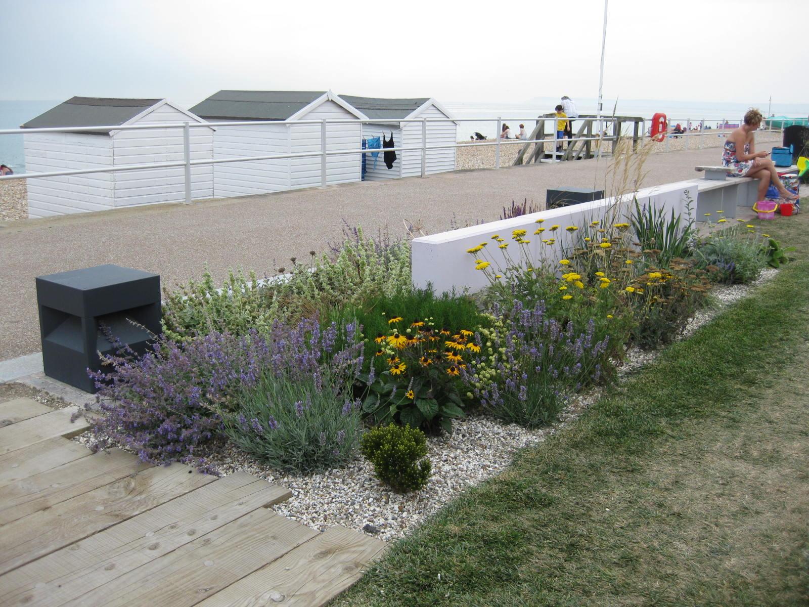 Hta landscape design next wave planting lists published for Seaside garden designs