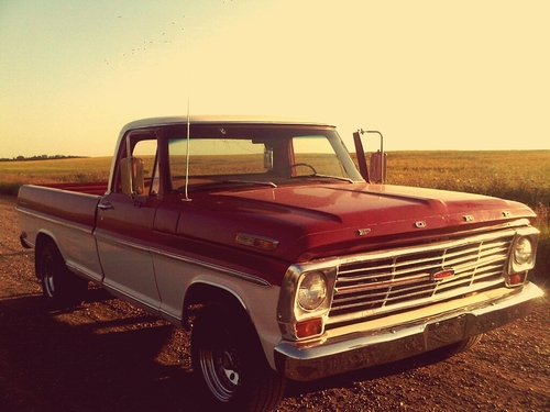 Go Back > Pix For > Country Trucks Tumblr