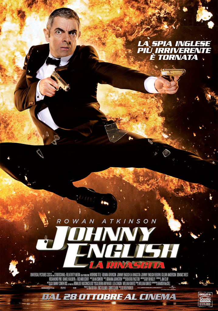 Baixar O Retorno de Johnny BDRIP Dual Audio