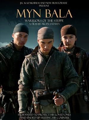 Cuộc Chiến Trên Thảo Nguyên - Myn Bala Warriors of the Steppe - 2012