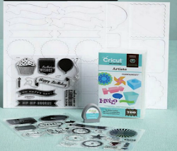 Order Cricut Artiste Collection Now!! 700 Images - Two handbooks - Only $99
