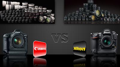 Canon vs Nikon, Nikon Camera, Canon Camera, Canon lens, Digital SLR, DSLR camera, Pentax K-30, kamera baru, photographer pemula