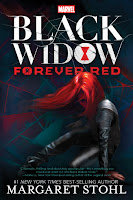 black widow: forever red by margaret stohl cover