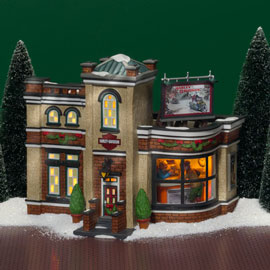 Dept. 56, Christmas in the City,
