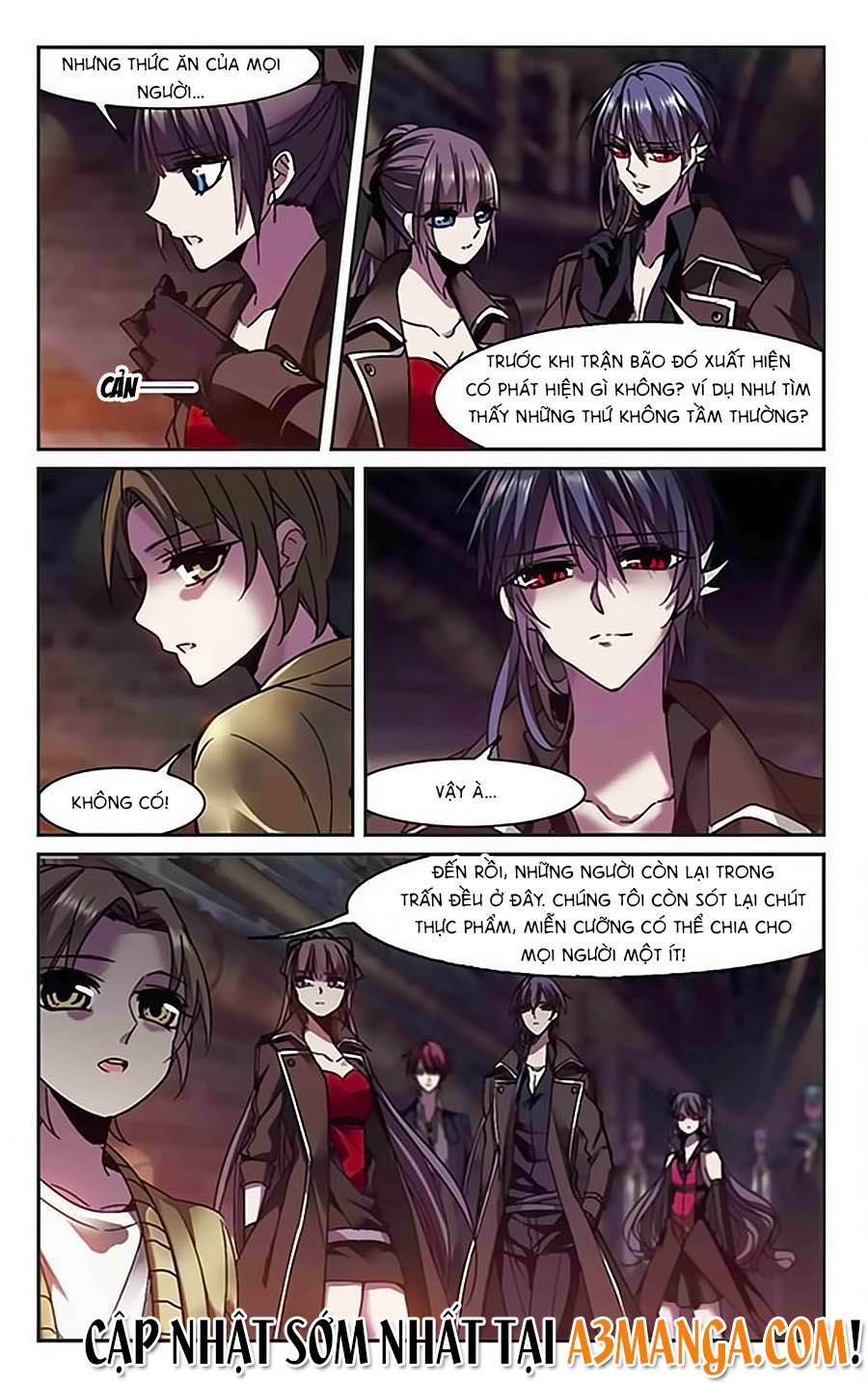 Huyết Tộc Cấm Vực chap 81 page 11 - IZTruyenTranh.com