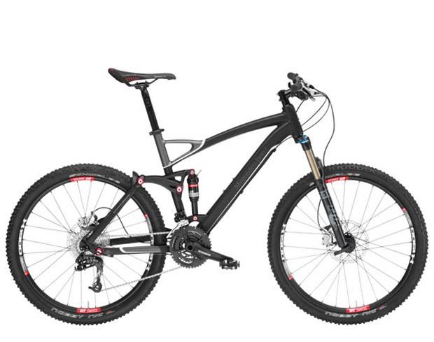 Mercedes-Benz presenta la Mountain Bike 2012 Edition