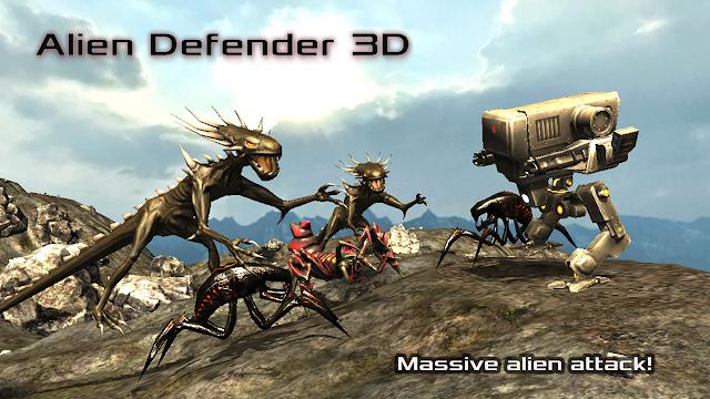 Download Alien Bugs Defender v1.10.1 APK (Mod Unlocked) Full