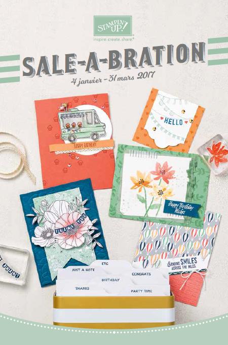 Brochure des cadeaux SAB en ligne