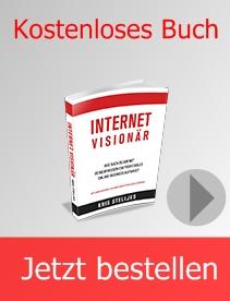 Kostenloses Buch Internetvisionär