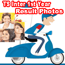 TS Intermediate 1st Year Mark List 2015 with Photo, TS Online Inter Results 1st year March 2015, Print Inter MPC Mark Sheet 2015, Jr Inter 1st Year Mark Sheet with Candidate Photo