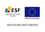 Bloga izstrādi līdzfinansē ESF