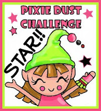 I won at Pixie Dust Challenges