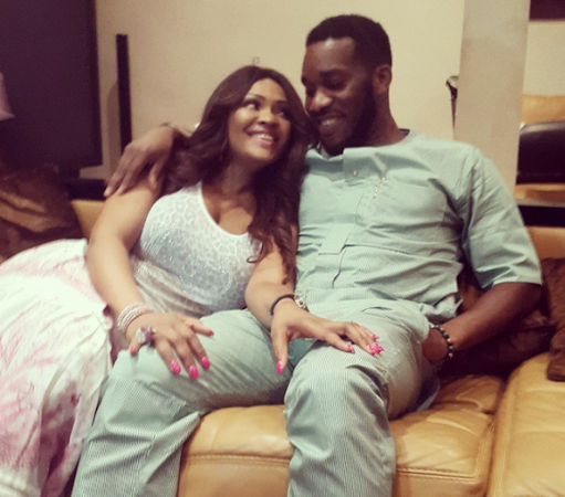 Jay Jay Okocha Celebrates Wife's Birthday