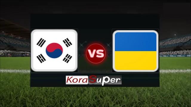 بث مباشر كورة اون لاين لايف مباراة أوكرانيا وكوريا الجنوبية 15-06-2019