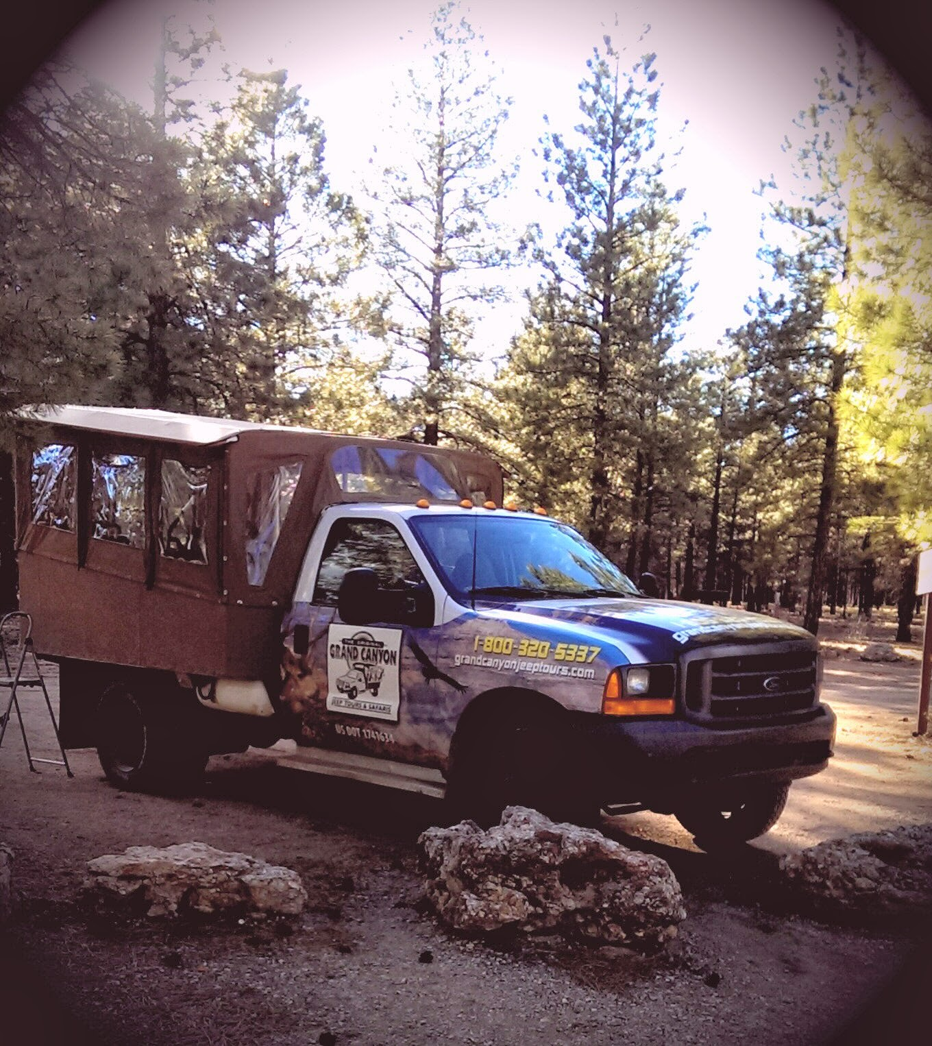 Happiness Is A Hot Pierogi: Grand Canyon Jeep Tour
