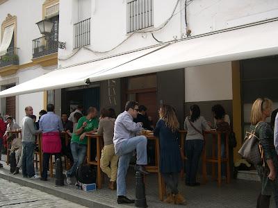 Restaurante Eslava, Sevilla
