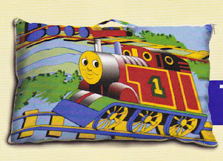 bantal selimut/ balmut Thomas and friends