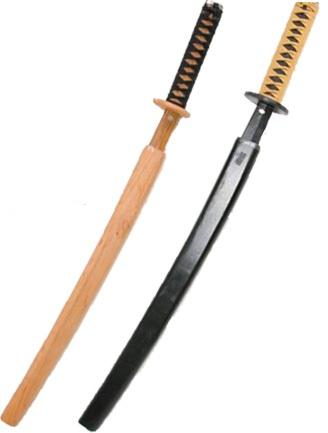 how to clean a sword sheath
