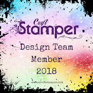 Design Team Member for Craft Stamper Magazine's TIMI Challenge (2018)