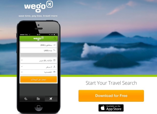 Wego Flights App