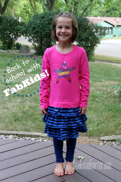 FabKids back to school clothing