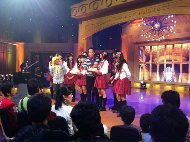 Ulang Tahun Ghaida dan Cindy JKT48