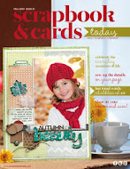 2013 Fall Issue Scrapbook and Cards Today