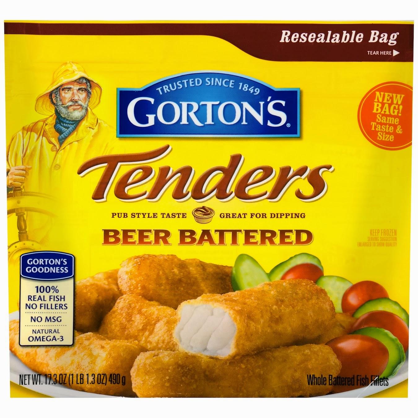 Susan heim on parenting gorton s wickedgoodseafood for Gorton s frozen fish