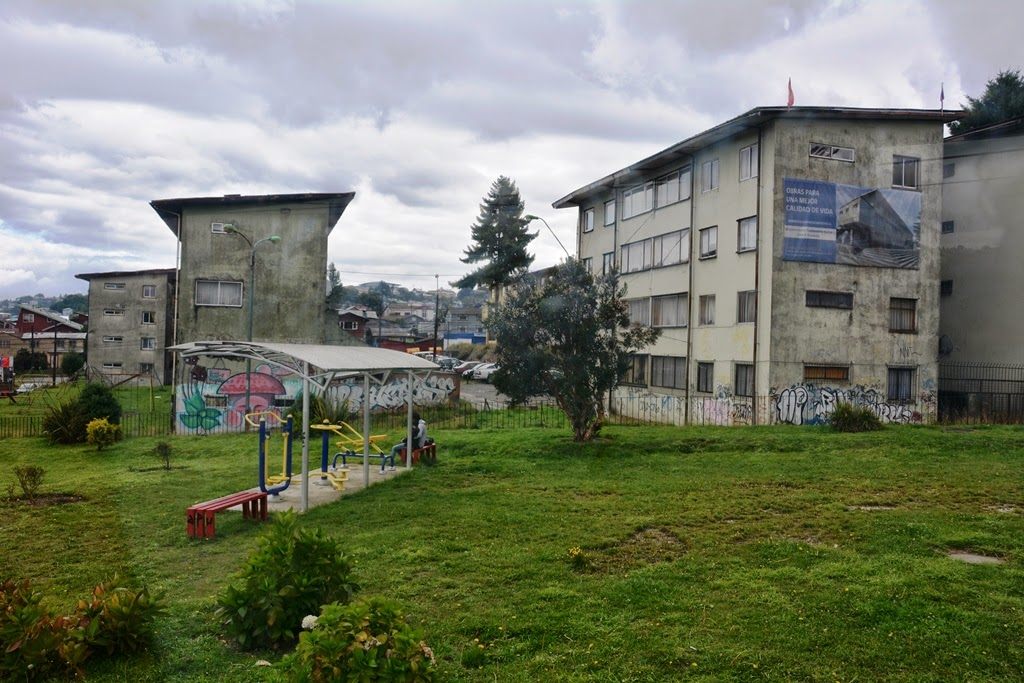 Puerto Montt flats