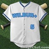 My Baseball Jersey