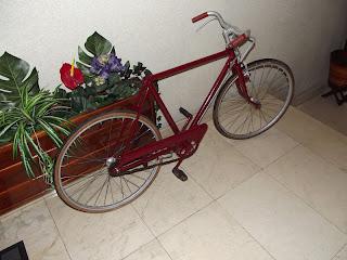 Os presento mi nuevo proyecto, restaurar una bici clásica. 1