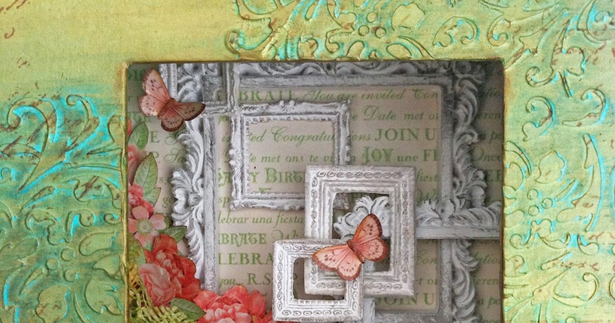 Katie Z. Paperworks: Graphic 45 Newsletter - Patina Mixed ...