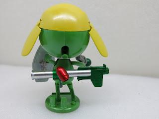 IMG 3970 約瑟夫模型 - Keroro 軍曹 - K 隆星人大集合 模型教學