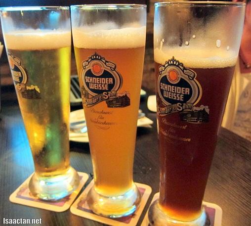 Schneider Weisse German Beer