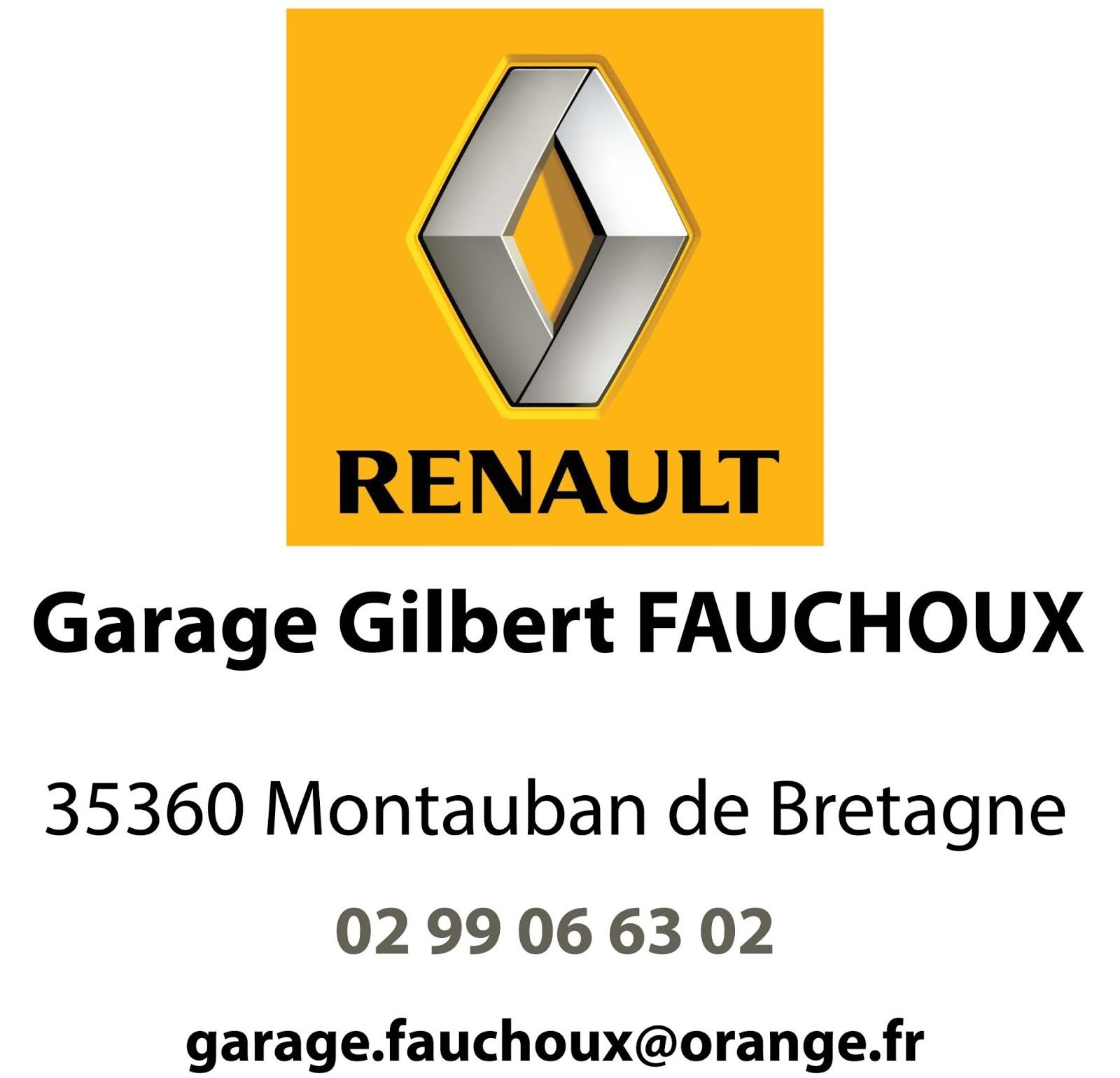 4l humanity un grand merci au garage renault de montauban de bretagne pour son aide dans la - Garage renault montauban ...
