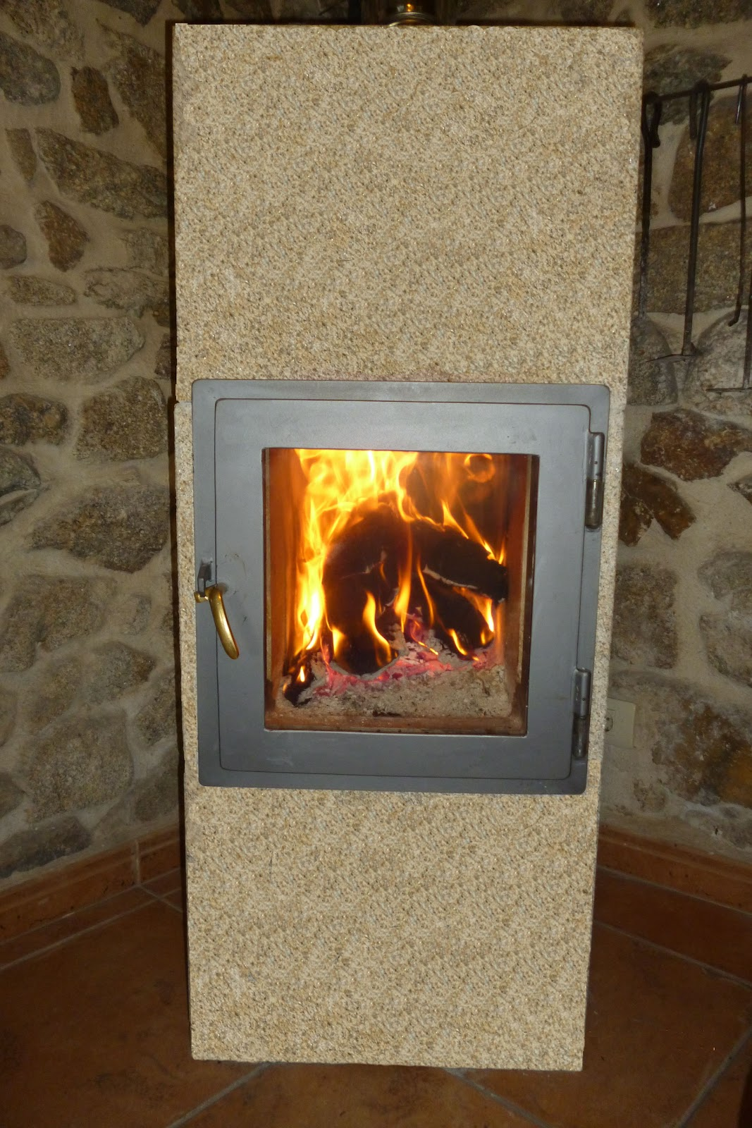 Estufas De Alto Rendimento Estufa Calefactora De Doble