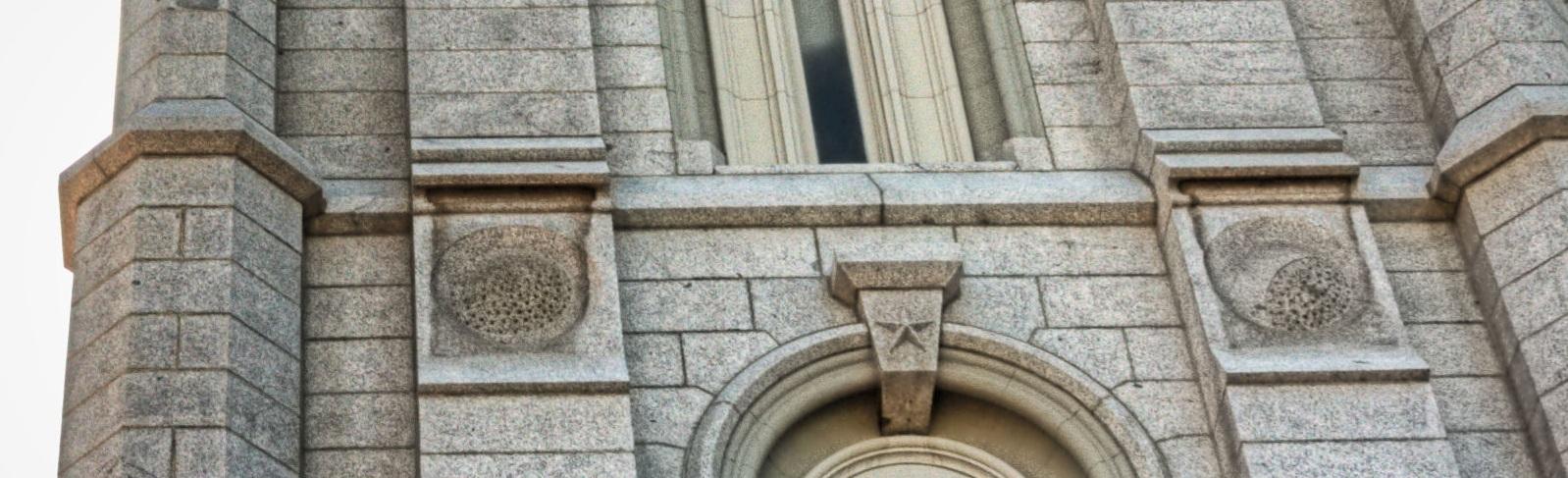 The Trumpet Stone Latter Day Saint Temple Symbols Moonstones