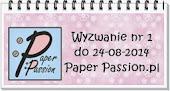 Wyzwanie w Paper Passion.pl do 24-08-2014