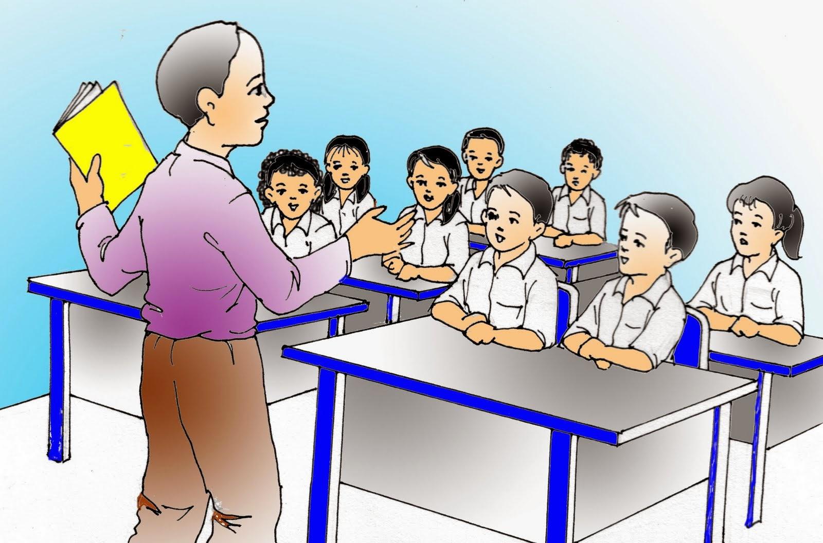 mengapa menjadi guru