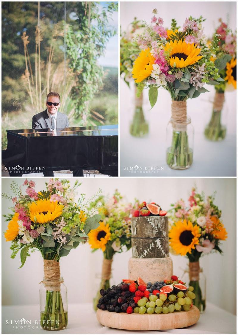 Wedding flowers Trevenna Cornwall