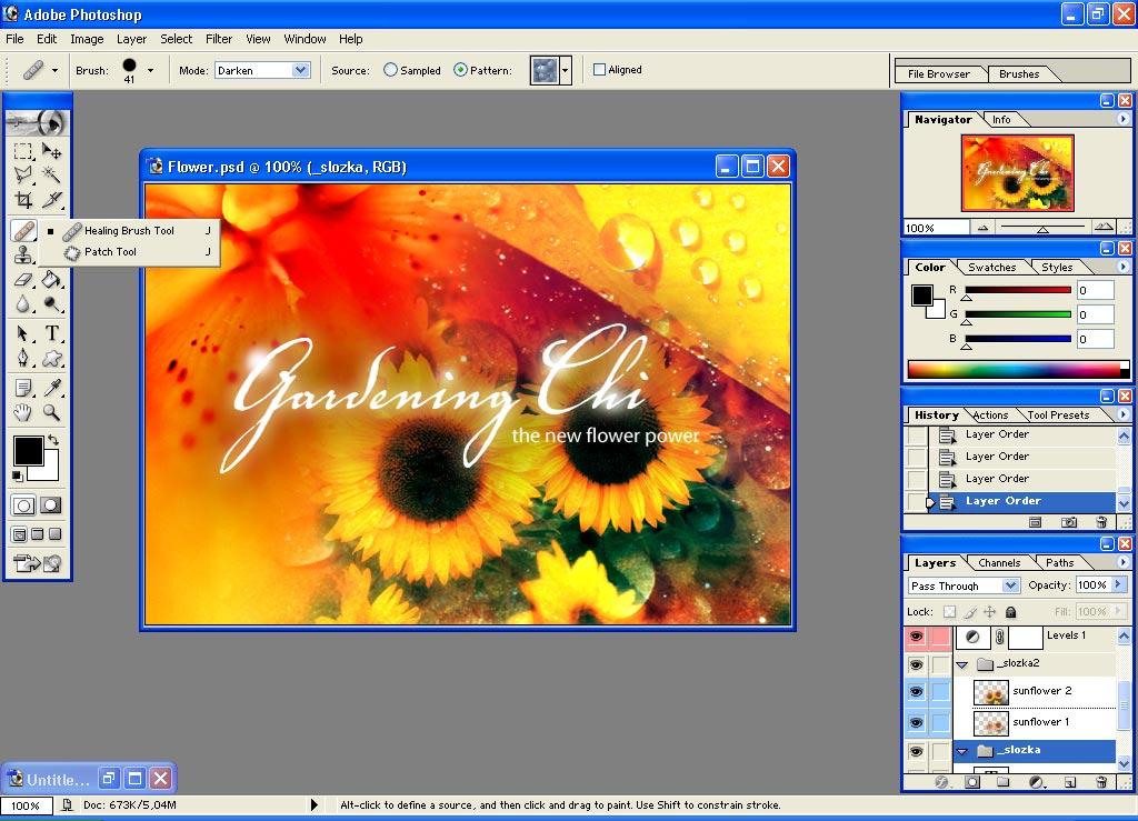 бесплатно видео уроки по photoshop cs2