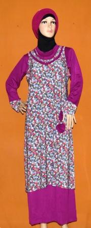 Grosir Baju Muslim Murah Tanah Abang Gamis Muslimah