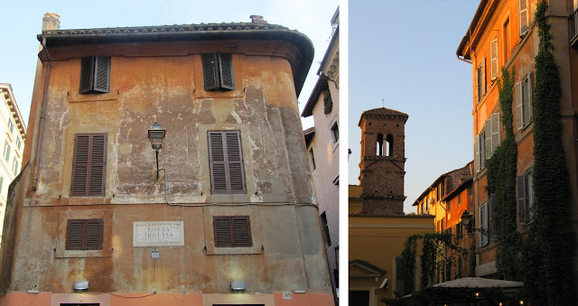 Trastévere en Roma