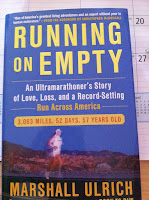 Running on Empty: Review, interview, and giveaway