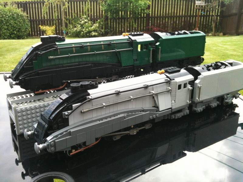 Netherbrick Steam Trains